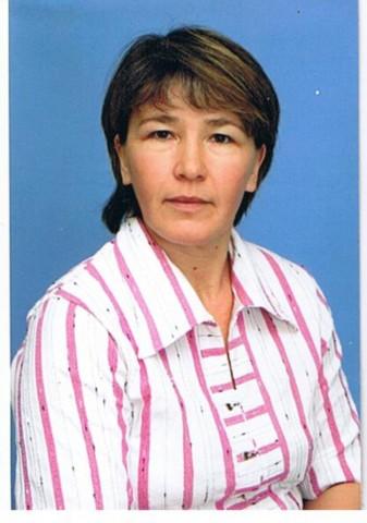 Мухамедова Гольжиган Сайфитдиновна